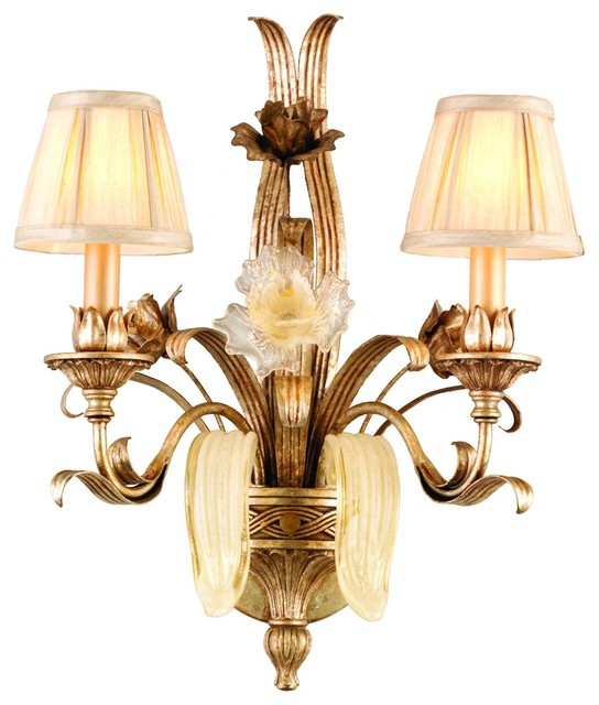 Corbett Lighting Tivoli Traditional Wall Sconce X-21-94 - Traditional - Wall Sconces - by ...