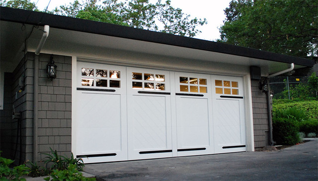 Los gatos ca custom garage doors carriage house style for Carriage style garage doors for sale