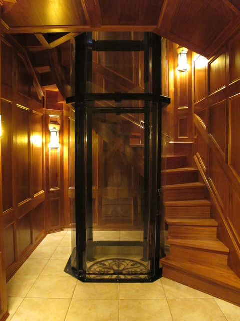 Visilift Custom Home Elevators Rustic Denver By