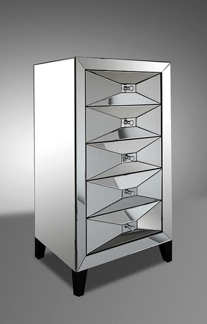 Transitional mirror chest contemporary dressers by beyond stores