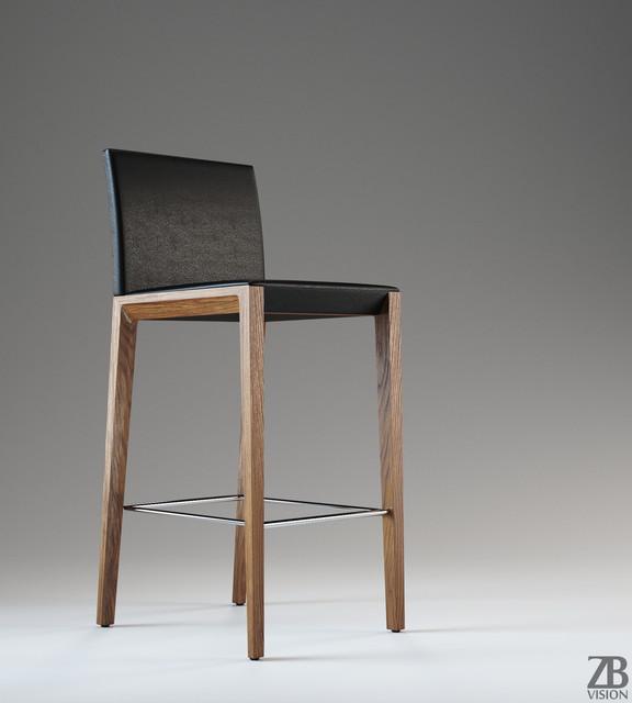 tabouret de bar walter. Black Bedroom Furniture Sets. Home Design Ideas