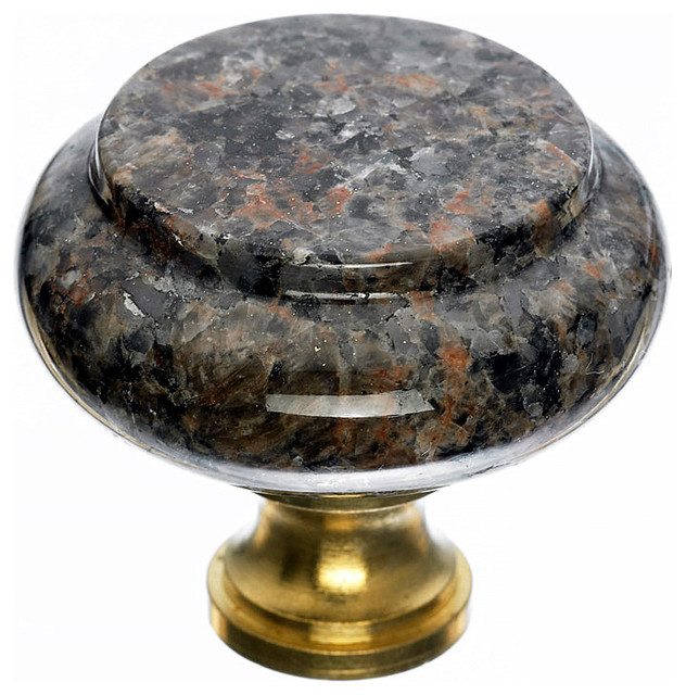 Stone Cabinet Knobs - Traditional - Cabinet And Drawer Knobs - by Simply Knobs And Pulls