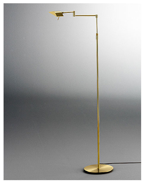9680 Led Reading Floor Lamp Modern Floor Lamps