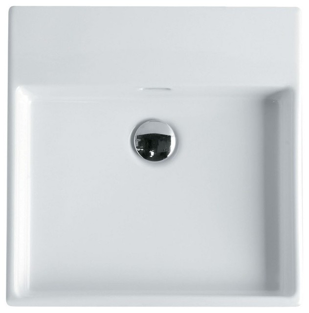 Unlimited 46 Wall Mount Sink 18 3 Quot Contemporary