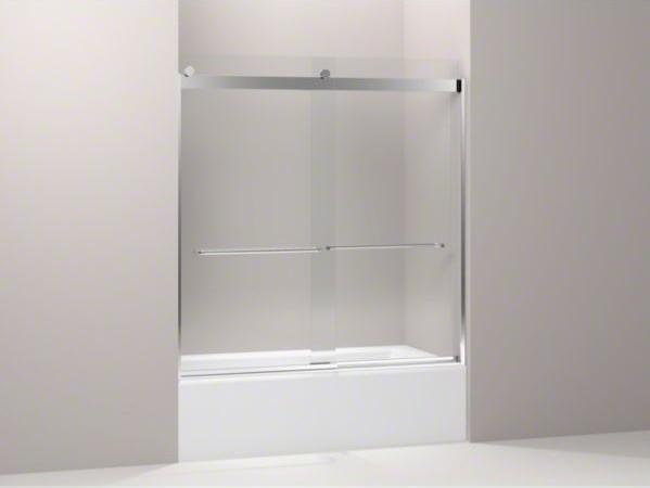 Kohler Levity R Front Sliding Glass Panel And Assembly
