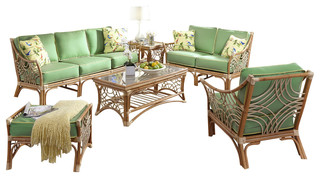 Tropical living room furniture sets jpg