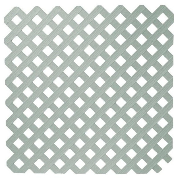 Dimensions Plastic Paintable Lattice Panel farmhouse-home-fencing-and ...