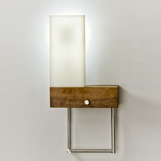 Wall Sconces For Bedside : Cubo LED Bedside Sconce and Reading Light - Modern - Wall Sconces - by YLighting