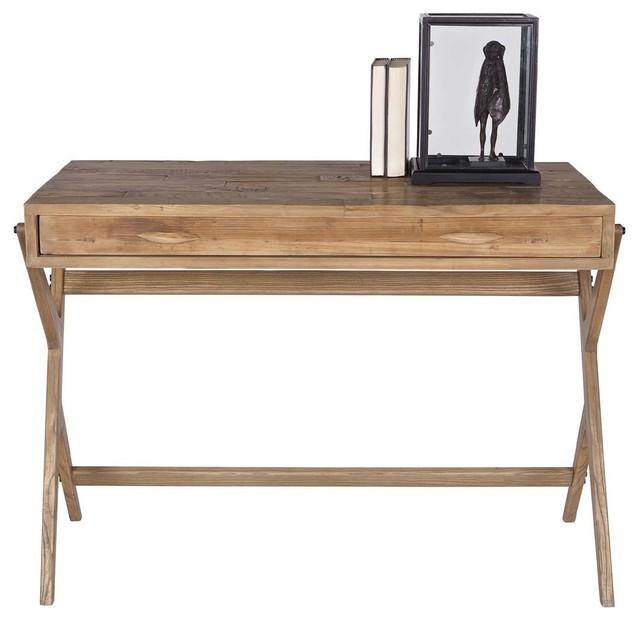 bureau bois massif scandinave. Black Bedroom Furniture Sets. Home Design Ideas