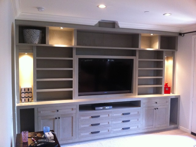 entertainment centers contemporary bedroom orange county by oc finishwood. Black Bedroom Furniture Sets. Home Design Ideas