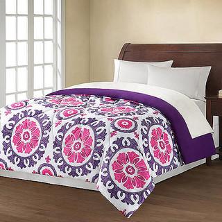 Mainstays Suzani Printed Bedding Comforter - Modern - Comforters And Comforter Sets - by Walmart