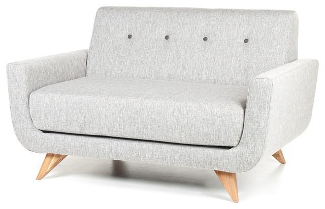 canap bond 135 cm scandinave canap 2 places. Black Bedroom Furniture Sets. Home Design Ideas