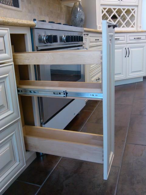 Cream Maple Glaze RTA Cabinets - Traditional - Chicago - by CabinetsDirectRTA.com