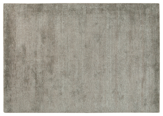 Aric warm grey rug modern rugs los angeles by viesso for Modern rugs los angeles