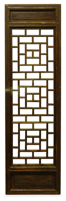 Asian panel window