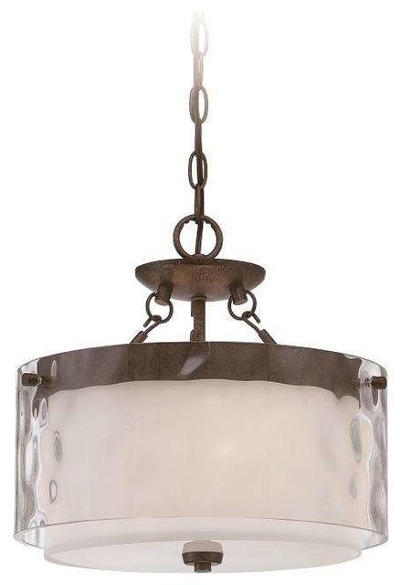 flush mount light peruvian bronze rustic flush mount ceiling lighting. Black Bedroom Furniture Sets. Home Design Ideas