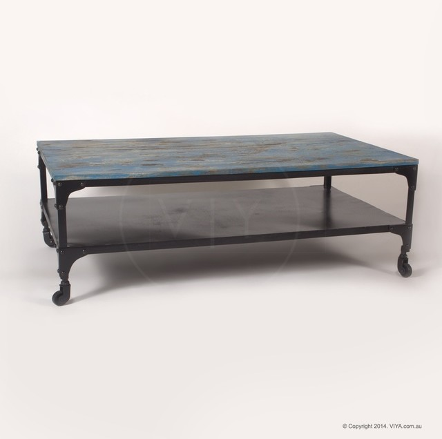 Stanley Industrial Coffee Table Industrial Coffee Tables Melbourne By Viya