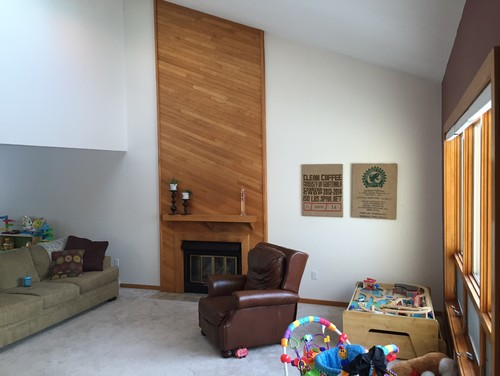 Ideas For My 1980s Contemporary Living Room