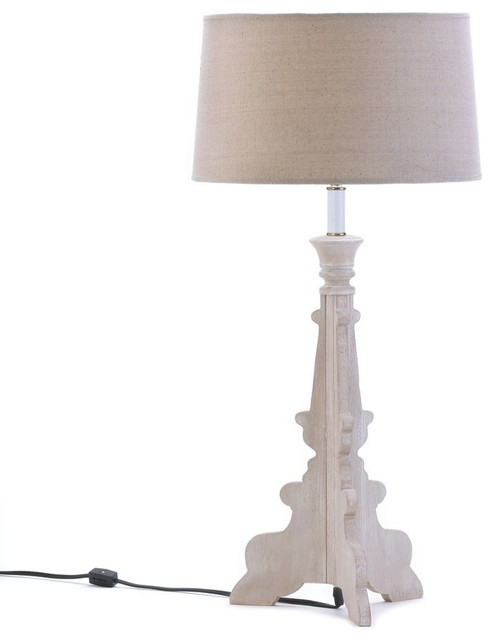 french country table lamp traditional table lamps by verdugo. Black Bedroom Furniture Sets. Home Design Ideas