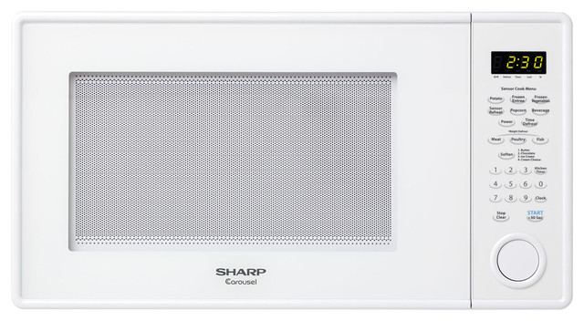 Countertop Microwave Gardenweb : Countertop Microwave Oven, Stainless Steel - Contemporary - Microwave ...