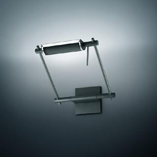 logo led wandleuchte bauhaus look wandleuchten von. Black Bedroom Furniture Sets. Home Design Ideas