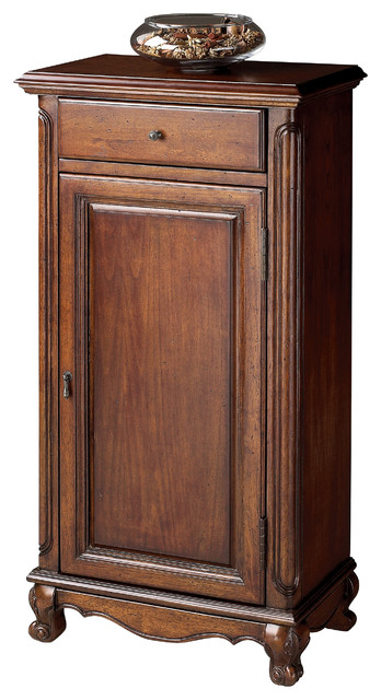 """Plantation Cherry Chest, 36"""" - Traditional - Accent Chests And Cabinets - by Butler Specialty ..."""