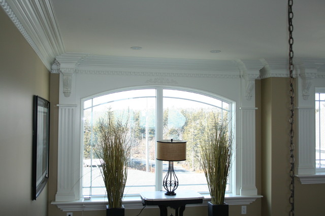 More customized molding moulding ideas for Window molding ideas