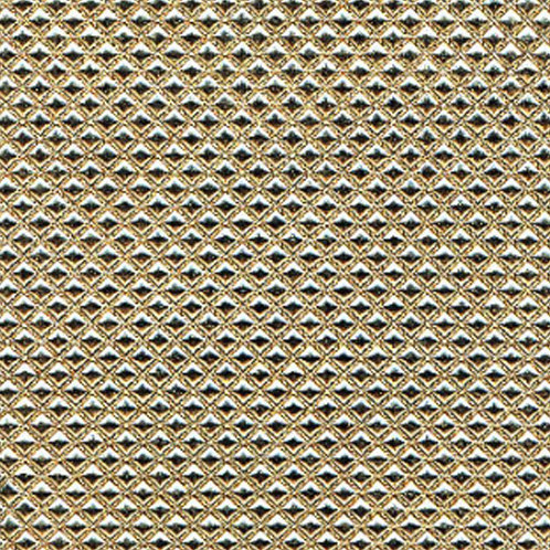 Gold Textured Metal Wallpaper Eclectic Wallpaper by