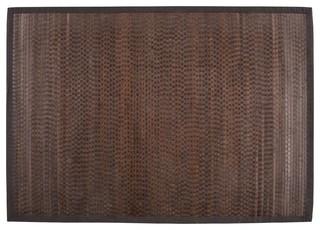 banjo tapis en bambou 140x200cm exotique tapis de d coration par alin a mobilier d co. Black Bedroom Furniture Sets. Home Design Ideas