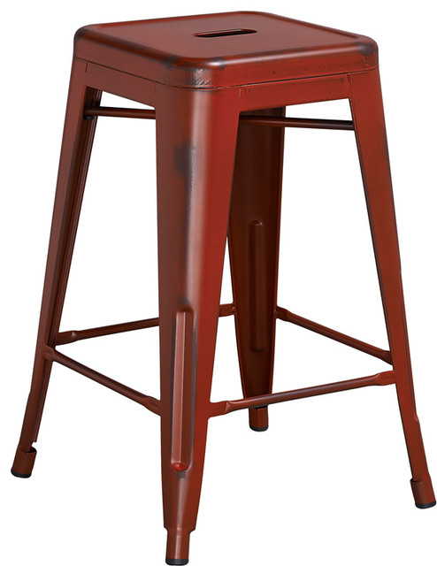 Counter Height Metal Bar Stools : ... / Kitchen / Kitchen & Dining Furniture / Bar Stools & Counter Stools