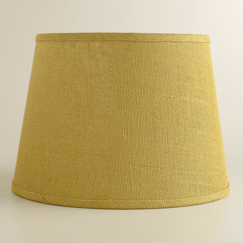 green burlap table lamp shade table lamps by cost plus. Black Bedroom Furniture Sets. Home Design Ideas
