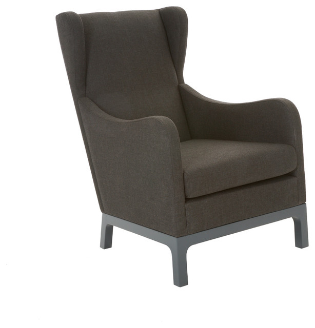 Ovo Lounge Chair By B T Modern Armchairs Accent Chairs Los An