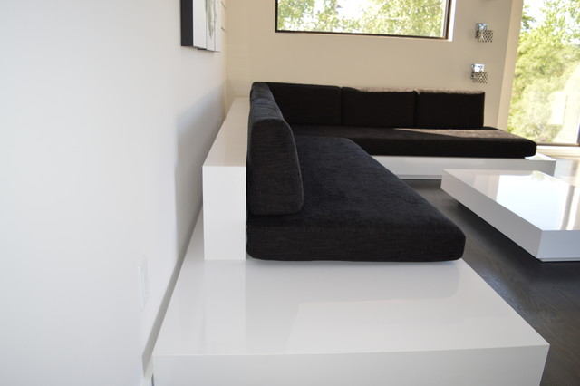 low profile sectional modern sofas