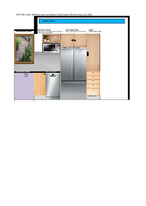 Small Kitchen Layout Help And Ideas