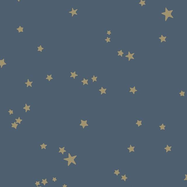 Whimsical stars 103 3017 wallpaper contemporary for Papel pintado estrellas