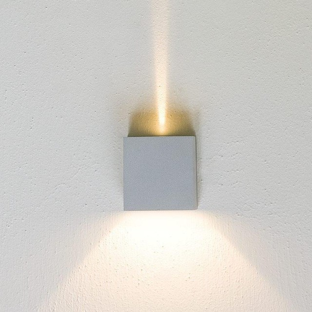 Wall Lights On Brick : Brick Wandleuchte - Modern - Wall Lights - by AmbienteDirect.com