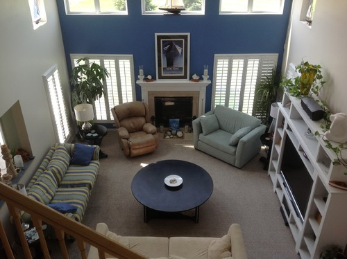 Need Help With Living Room Layout Getting All New Furniture