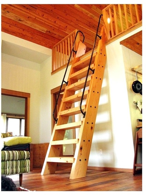 Loft Ladder Building Code