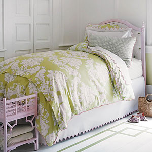 Serena and lily caroline collection tropical kids for Serena and lily baby girl bedding
