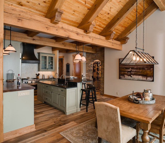 Rustic elegance rustic other metro by b c d interiors for Rustic elegance interior design