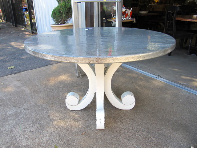 table by barrio antiguo in houston texas farmhouse dining tables