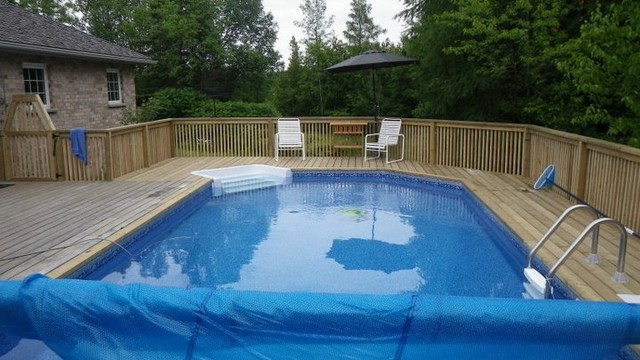 Pool designs for Pool design houzz