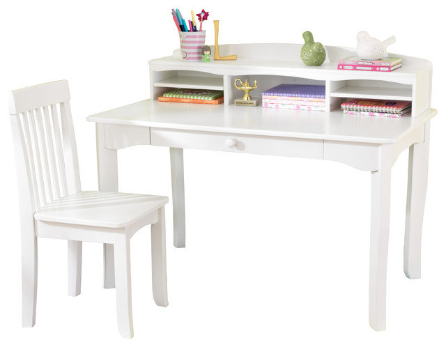 avalon desk with hutch white contemporary desks and hutches by