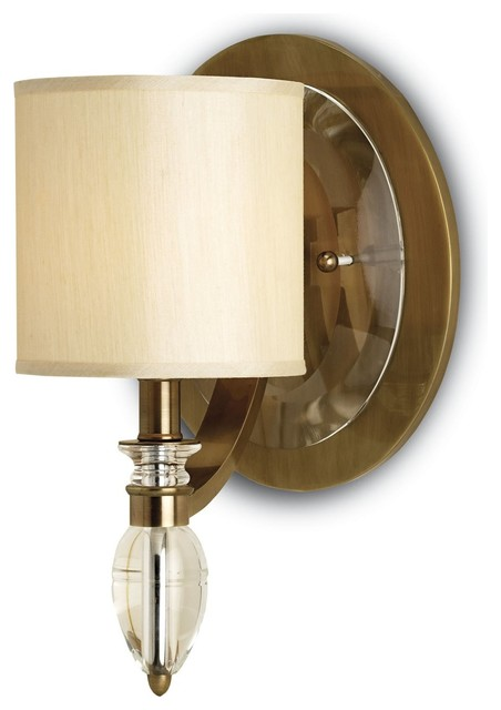 Currey And Company 5082 Sebastian Traditional Wall Sconce