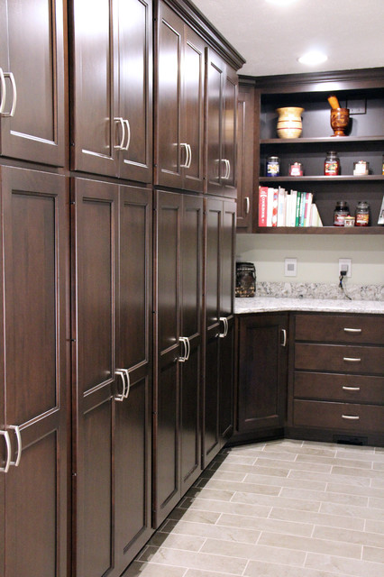 Walk in pantry transitional kitchen other metro by for Accents salon bellingham