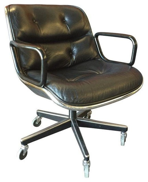 charles pollock knoll office chairs modern office chairs