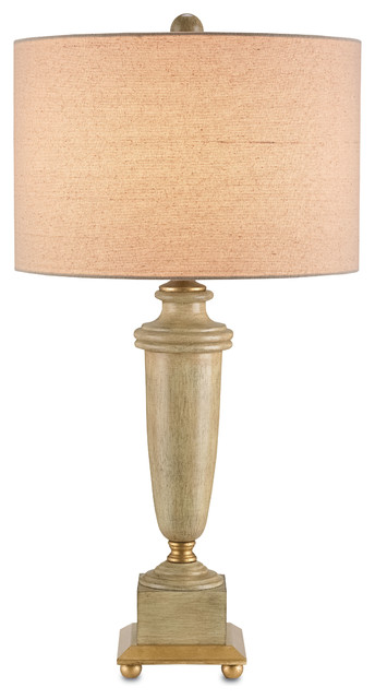 Morgan Table Lamp Farmhouse Table Lamps by Currey & pany Inc