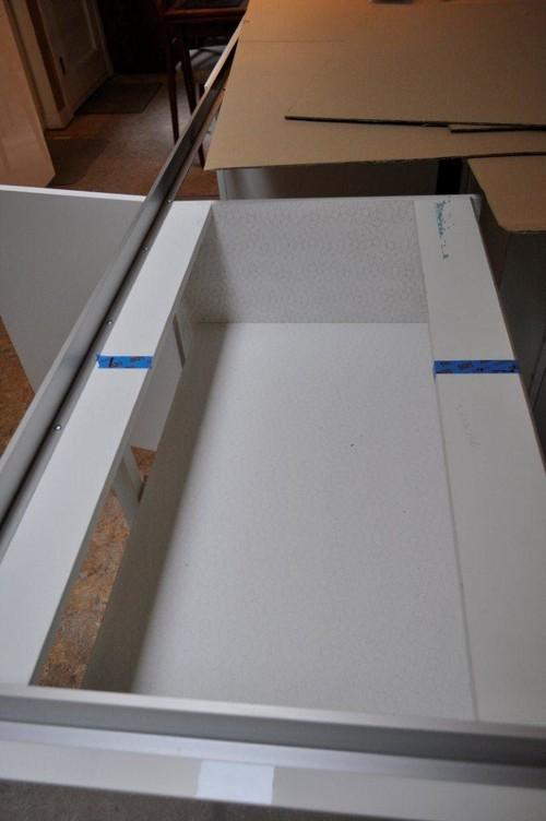 Heat Deflectors For Vinyl Kitchen Doors
