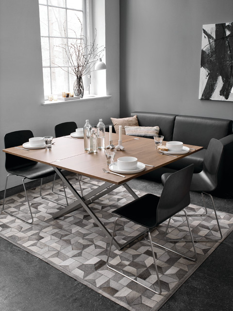 The Rubi Dining Tables New York By Boconcept Us