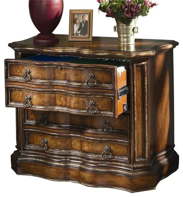 Hooker furniture beladora lateral file filing cabinet for Beladora bedroom set